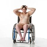 Girl Naked In Wheelchair